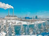 Проведена очередная малая испекция газовой турбины на Яйвинской ГРЭС